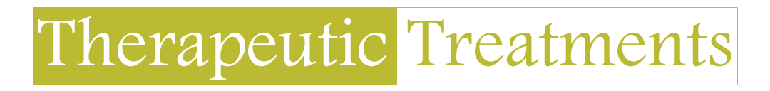 Therapeutic Treatments massage therapy logo