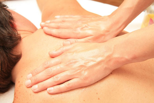 Therapeutic massage health benefits